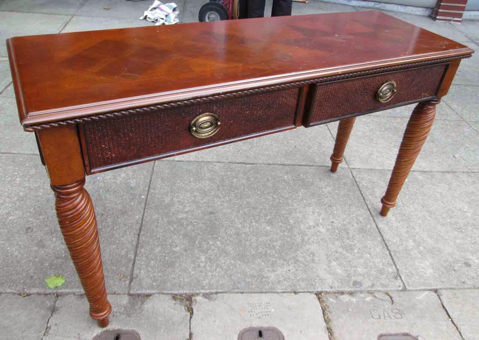 Uhuru furniture collectibles sold contemporary sofa for Sofa table 70
