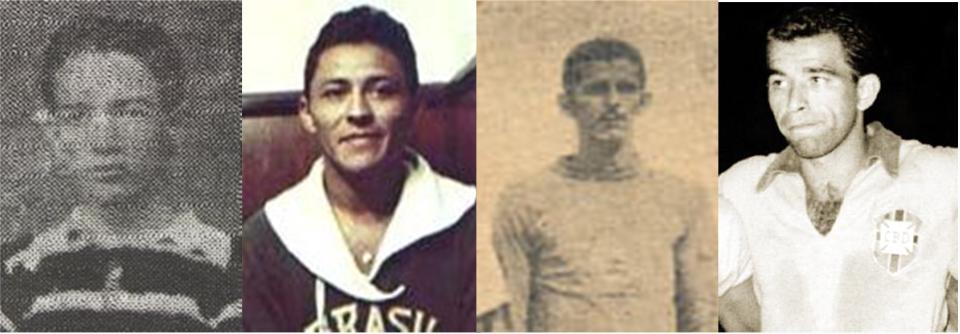Heróis do passado e do presente