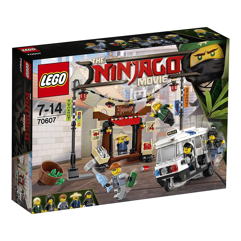TIENDA LEGO NINJAGO
