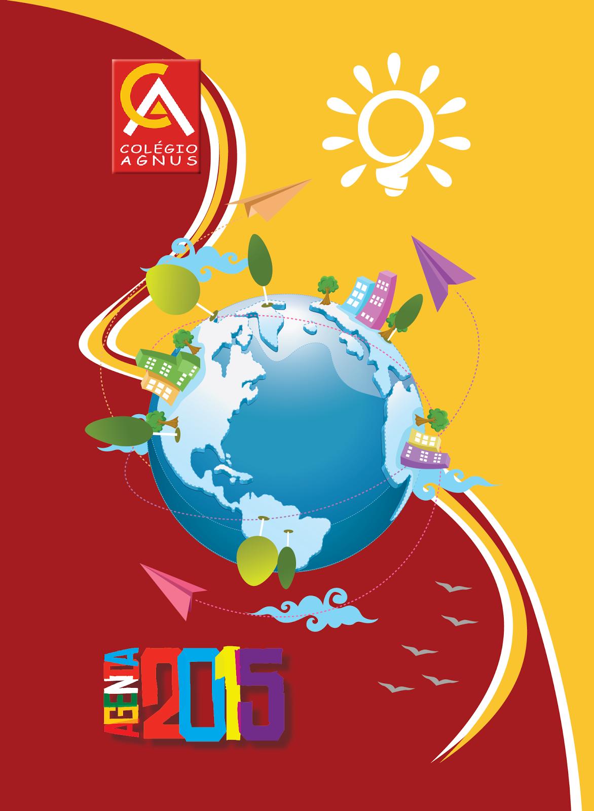 Capa da Agenda 2015