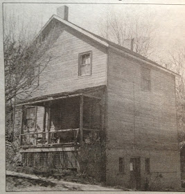 Sam Sandercock Home, St. Mary's Ontario Canada