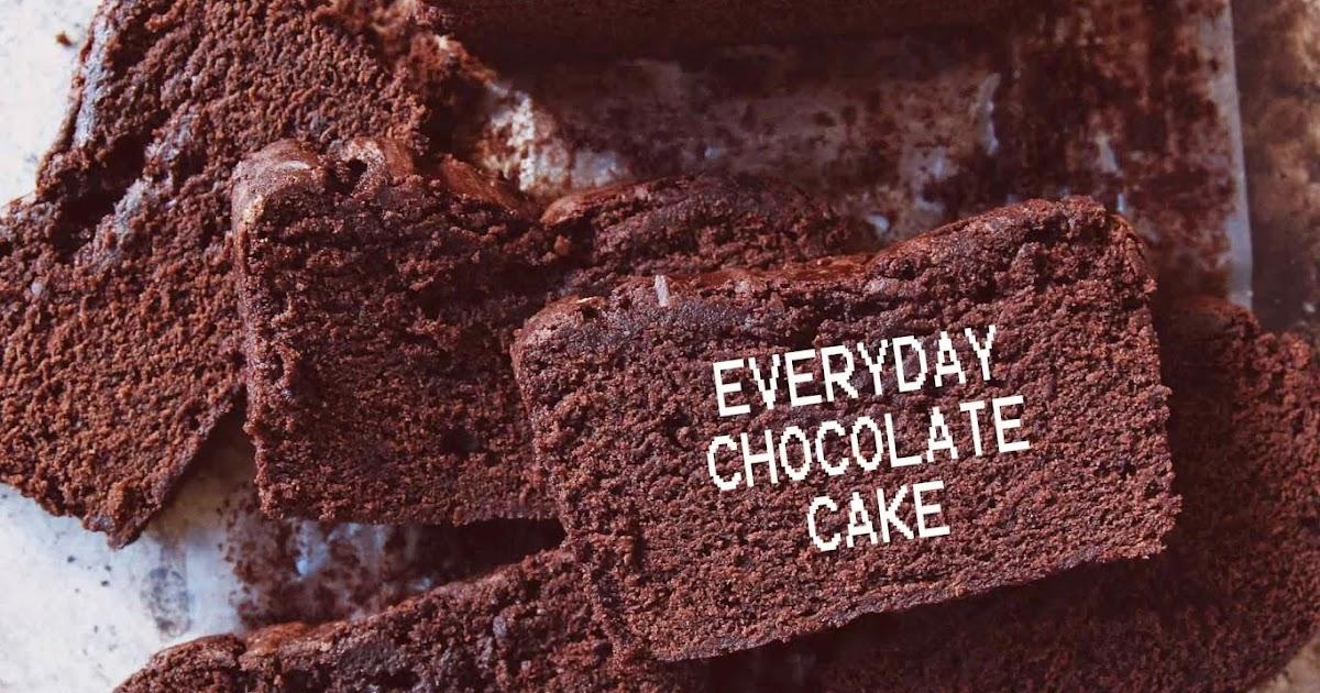 Milk and Honey: Everyday Chocolate Cake