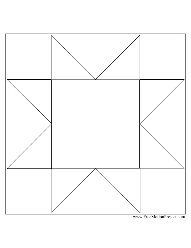 Coloring Pages For Quilt Patterns Quilt Pattern Coloring Pages