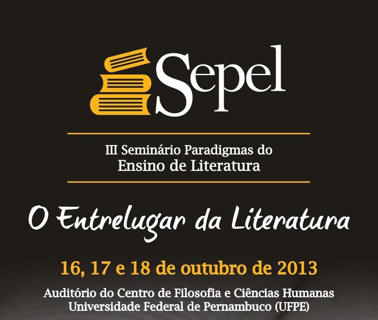 III SEPEL 2013