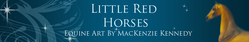Little Red Horse