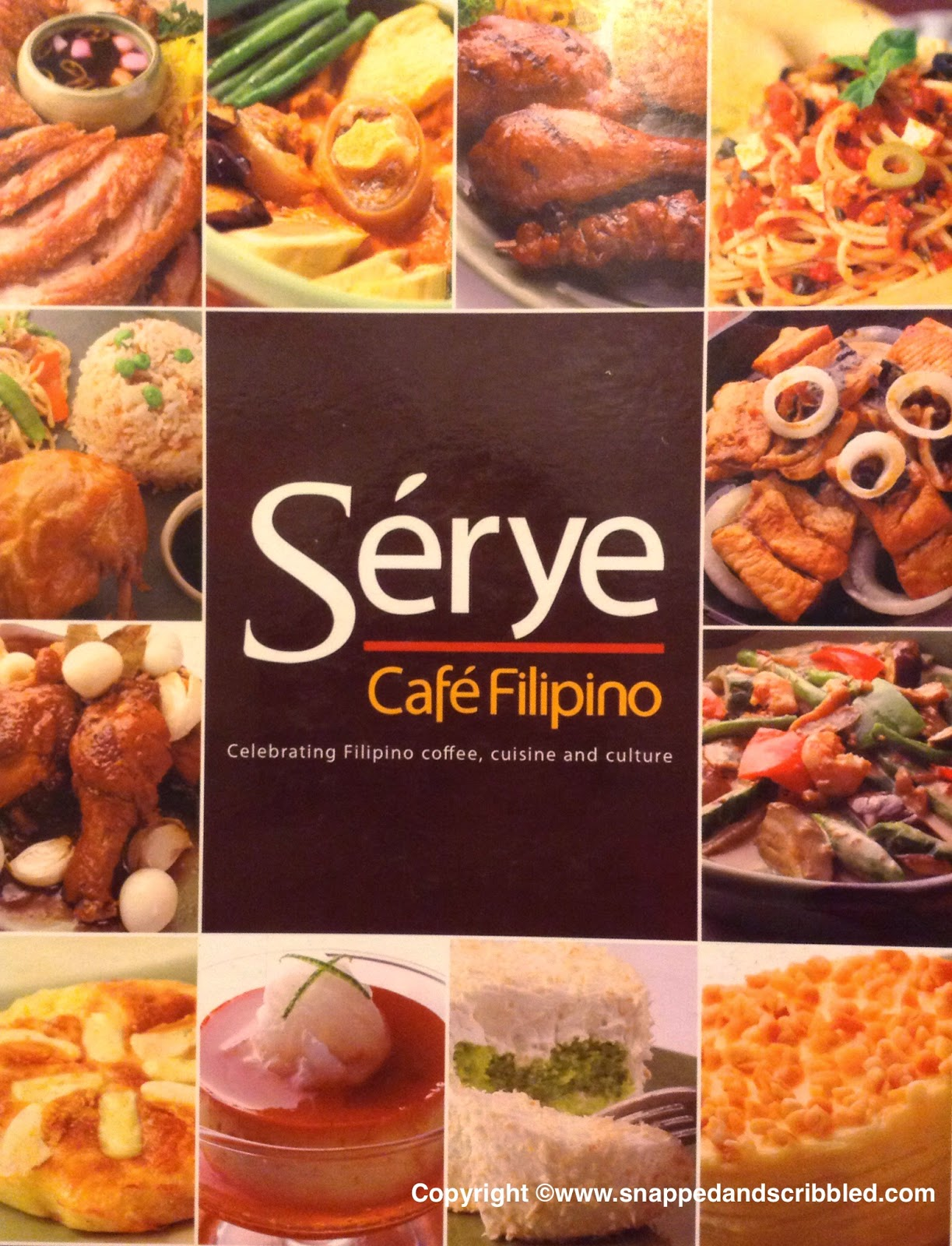 Where To Eat In Eastwood City: Serye Cafe Filipino
