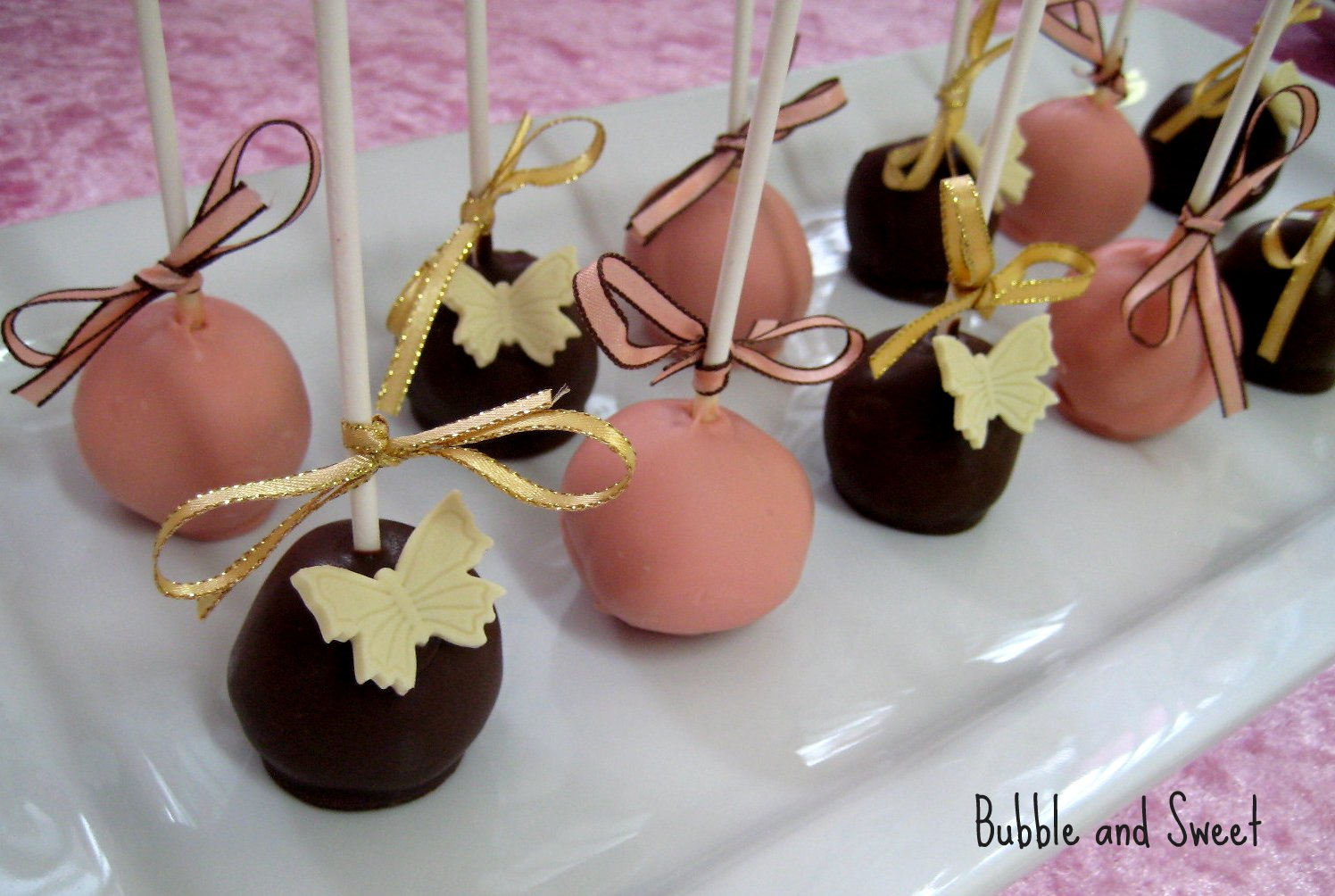 Bubble and Sweet: Cake Pop Classes in Brisbane