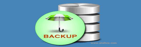 Backup automatico e copia de seguranca sempre atual