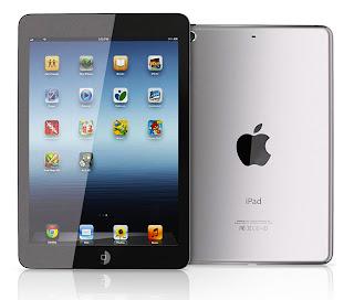 Seperti inikah iPad Mini ?