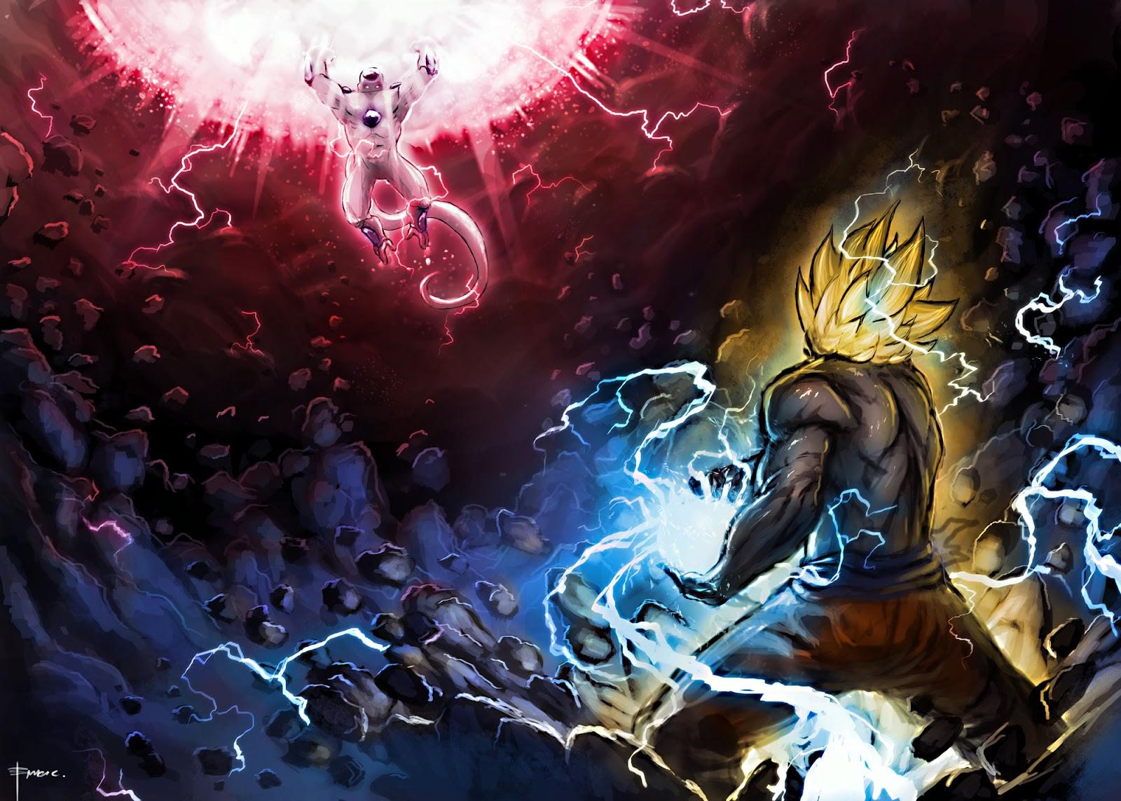 Dragon Ball Z [Lat/Ing/Jap] ligero MF