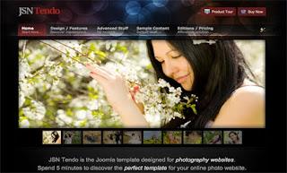 JSN Tendo Free J1.7 Joomla Template