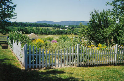 Garden Fence Designs Pictures