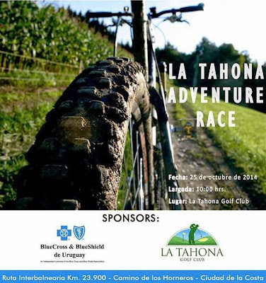 Aventura - La Tahona Adventure Race (25/oct/2014)