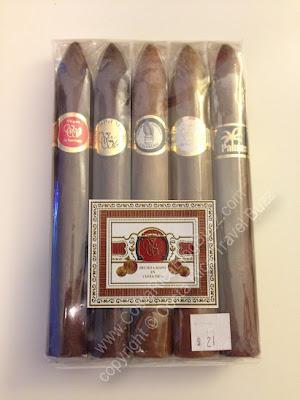 vegas puro cigar