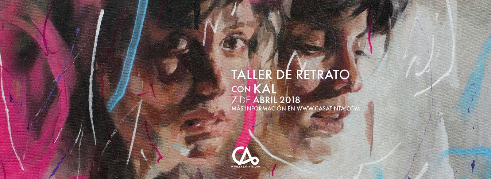 RETRATO con Kal // 7 de abril