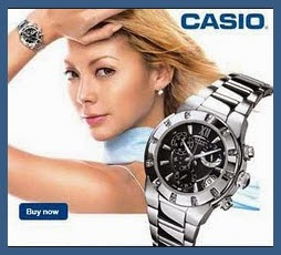 Casio watches upto 5% off + upto 42% off || Myntra