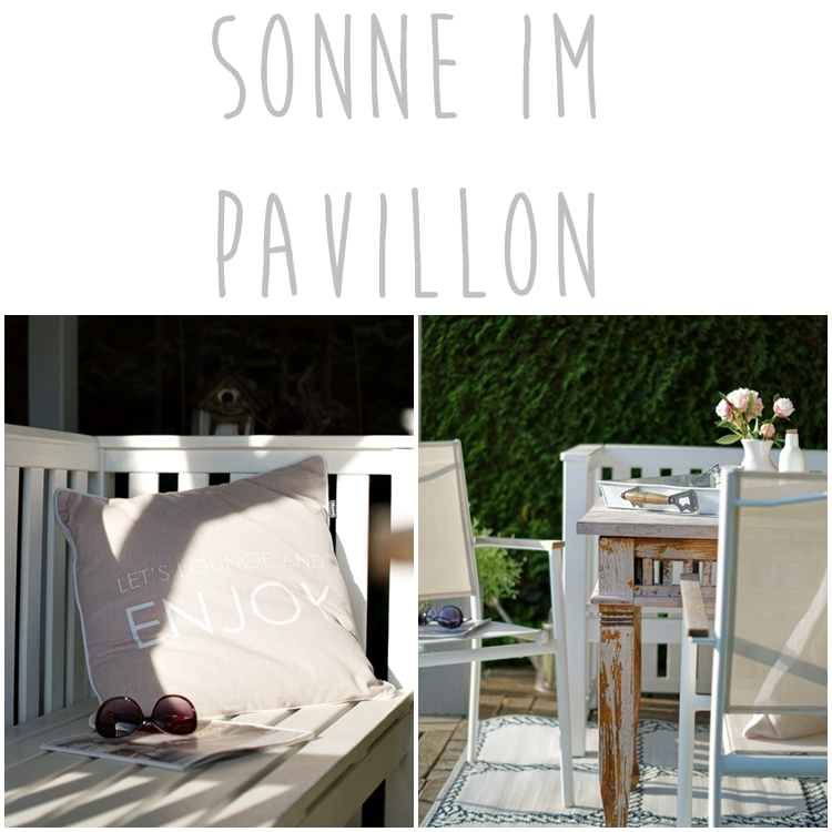 Sonne im Pavillon { by it's me! }