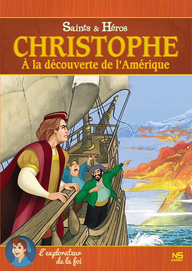 Christophe, à la découverte de l'Amérique
