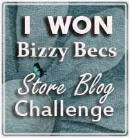 Bizzy Becs Challenge - September 2014