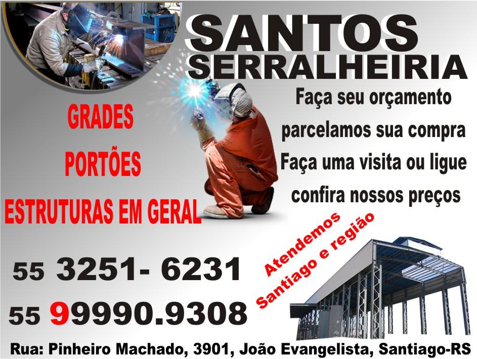 Santos Serralheiria