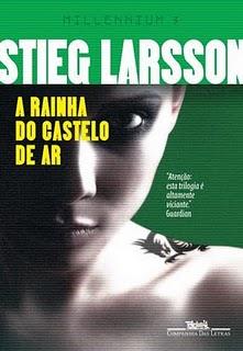 Filme A Rainha do Castelo de Ar   Legendado