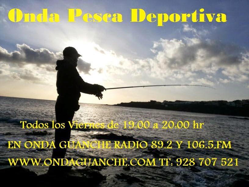 Un nuevo programa de pesca desde Canarias y para todo el mundo