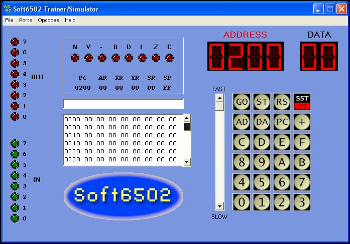 Aarts Blog Soft6502 And H6x File Format