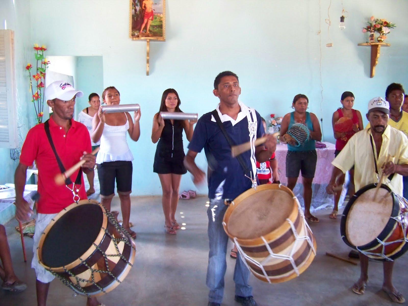 OFICINAS DE MARACATU NA BARRA DO JUÁ