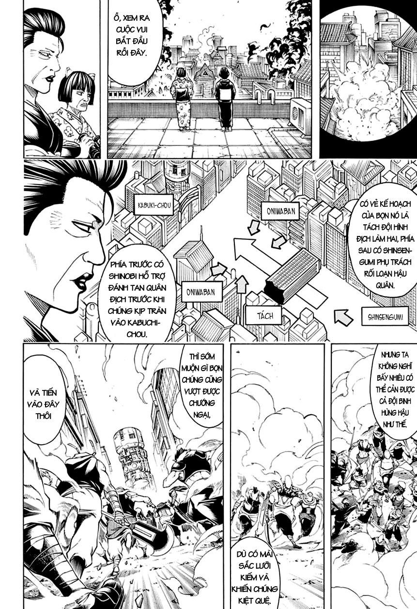 Gintama Chap 615 - Trang 4