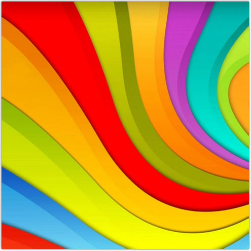 Rainbow Colour Wallpapers | Free Download Attractive Rainbow Colour ...