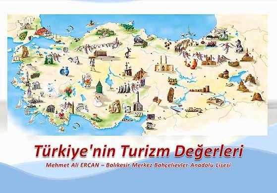 T�rkiye'nin Turizm De�erleri (SUNU)