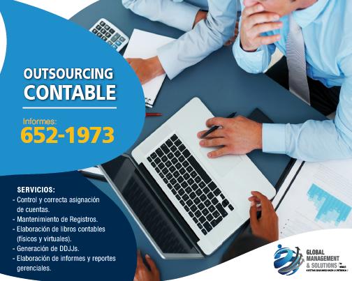Servicios global management solutions for Servicios de oficina