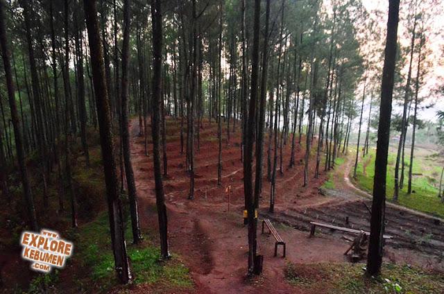 Bukit Pentulu Indah PI Karangsambung Kebumen