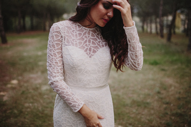 Dark Natural - Editorial - Mi Boda Rocks - Blog Mi Boda  #darknatural