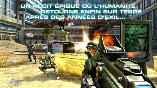 jeu iphone nova 3