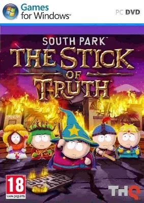 Download Southpark Stick Of Truth (PC) PT-BR