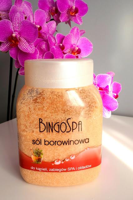 [ZADBAJ O SIEBIE NATURALNIE] Sól borowinowa do kąpieli i okładów BingoSpa
