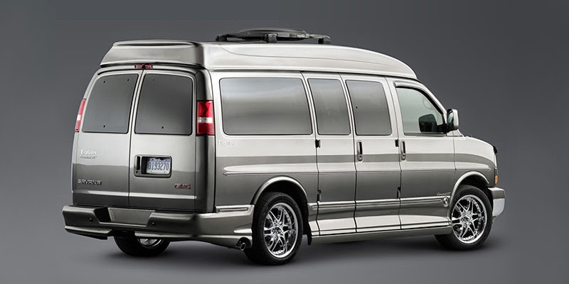 There Is A Multitude Of Options Available For Your New Explorer Van From Accent Lights To Wheels Visit The Friendly Staff At Davis GMC Buick In