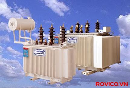 Máy biến áp cách điện bằng khí