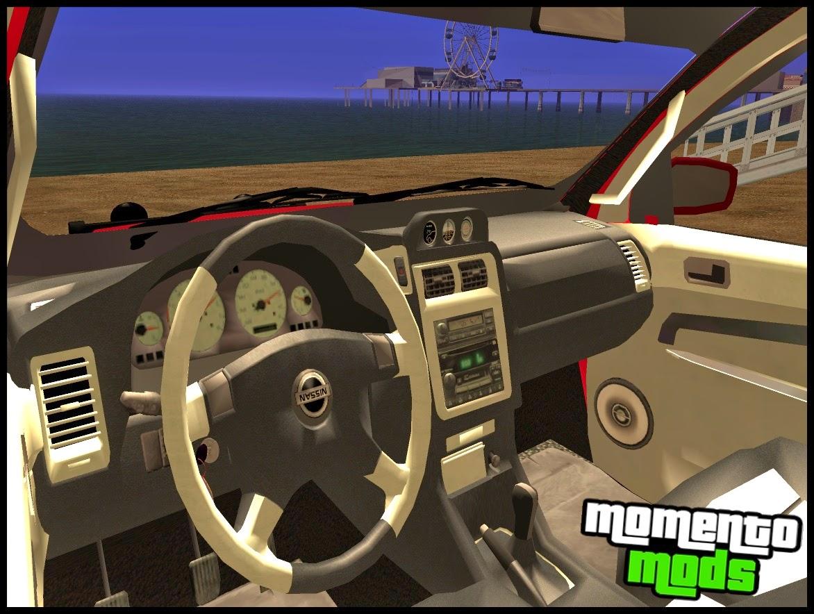 GTA SA - Nissan Frontier 2011 Bombeiros PR