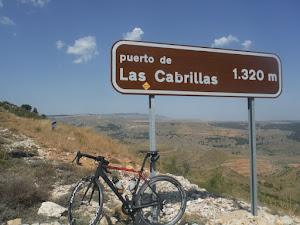 Puerto Las Cabrillas, entre Portell de Morella y la Iglesuela del Cid.