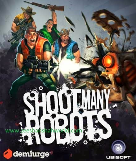 Download shoot many robots game free for pc full version