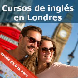 Cursos de Inglés en Londres