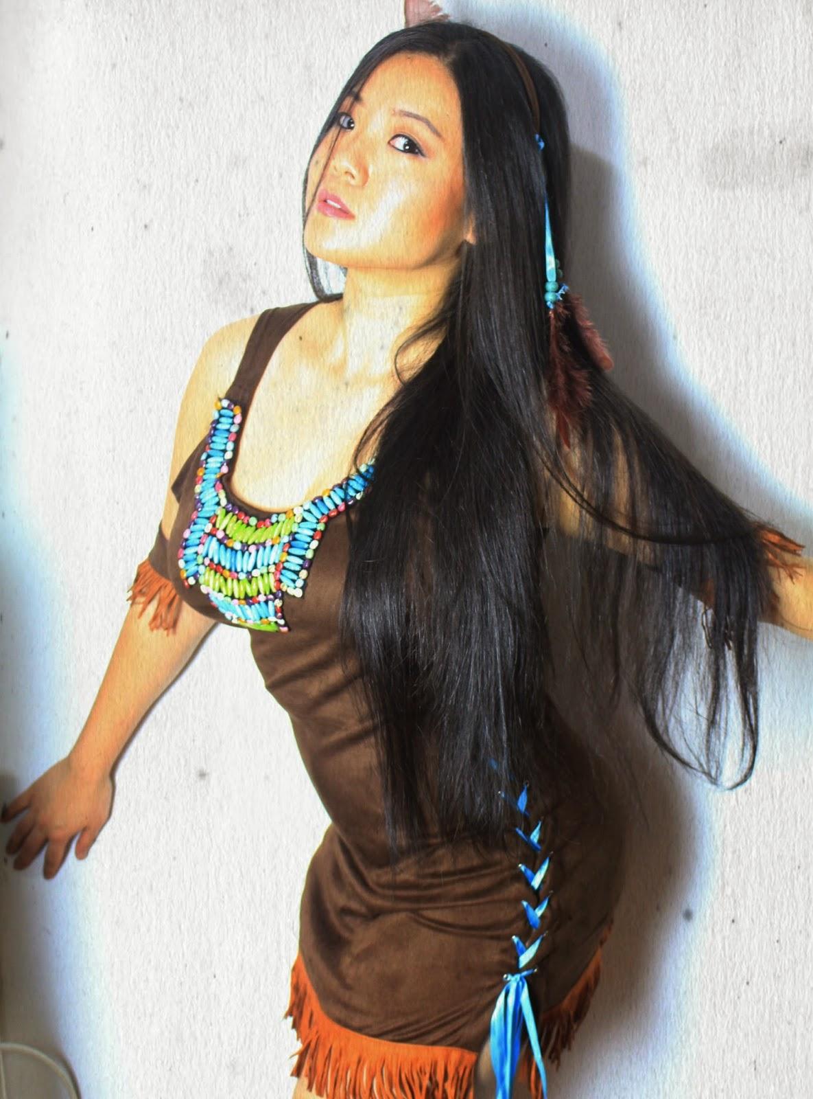 Diva makeup queen disneys pocahontas halloween makeup tutorial an error occurred baditri Images
