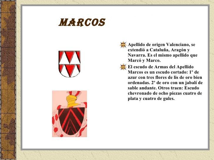 HERáLDICA E HISTORIA: Gomez, Marcos y Riaño. Ezcudo de Armas