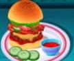 Cheesburger Yapma Oyunu