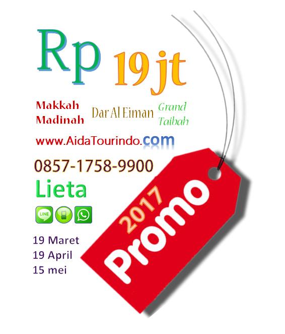 Promo Umroh Murah 2017