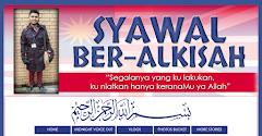 Tempahan Design Blog Syawal Ber-alkisah