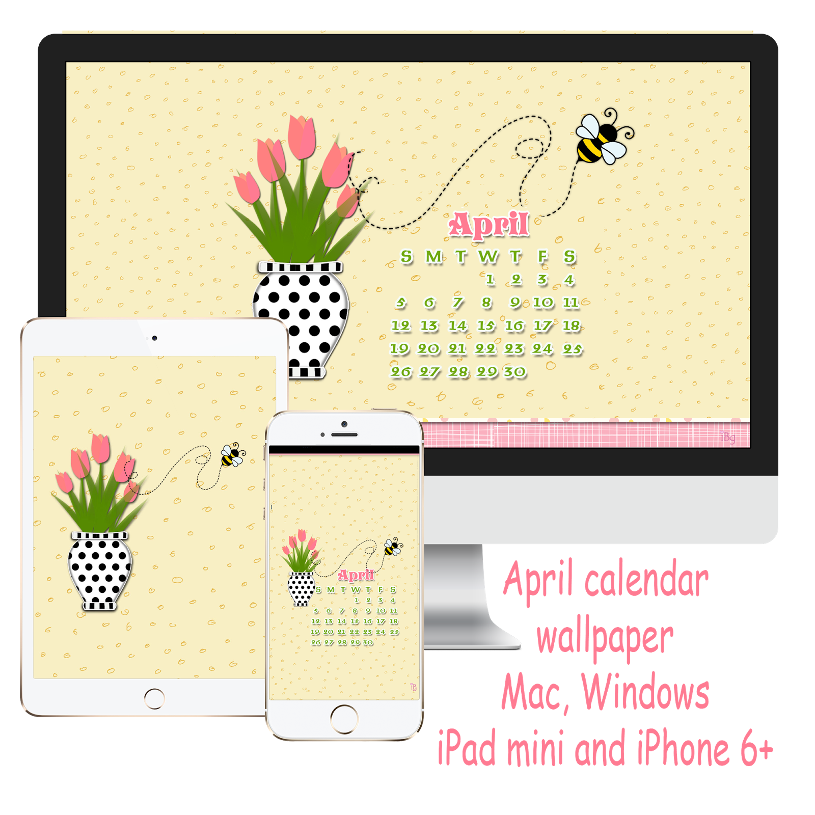 Great Wallpaper Mac Pineapple - master%2Bcalendar%2Bsetup%2BdevicesyellowX  Trends_715037.png