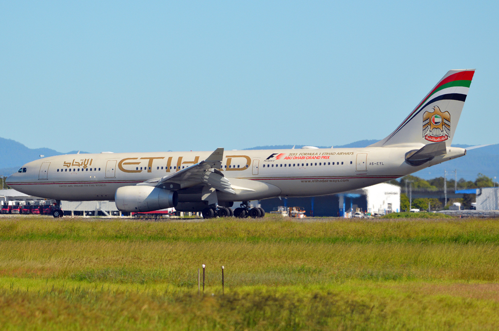 Brisbane Airport Movements Snapshot 21st April At Bne
